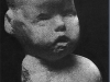 038 Cap de copil. Child's head. 1907