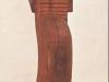 080 Cariatida. Caryatid. 1914