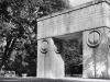 190 b Poarta sarutului Gate of the kiss 1937