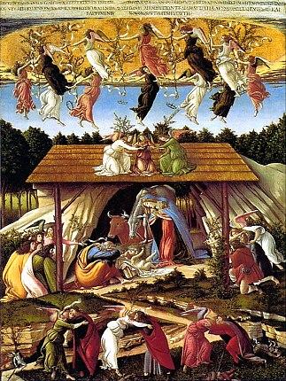 36.La Natividad, hacia 1500