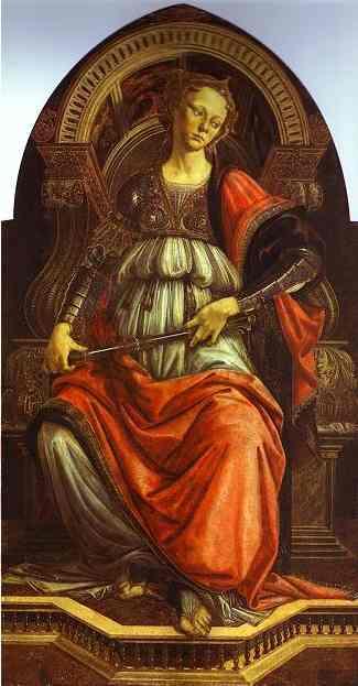 Alessandro Botticelli - Fortitude