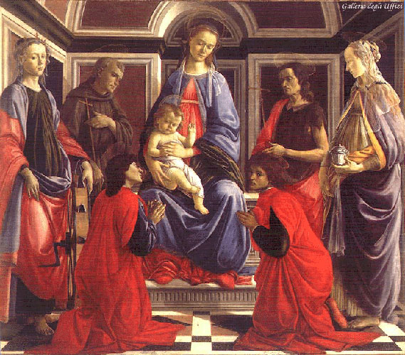 Sant'Ambrogio Altarpiece