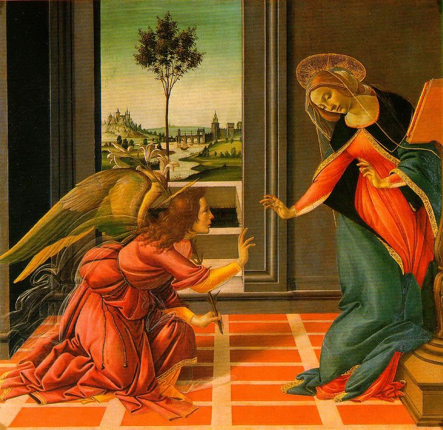 The Cestello Annunciation