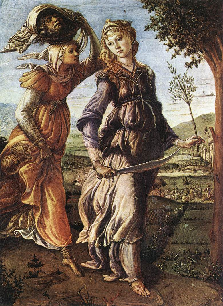 The Return of Judith to Bethulia