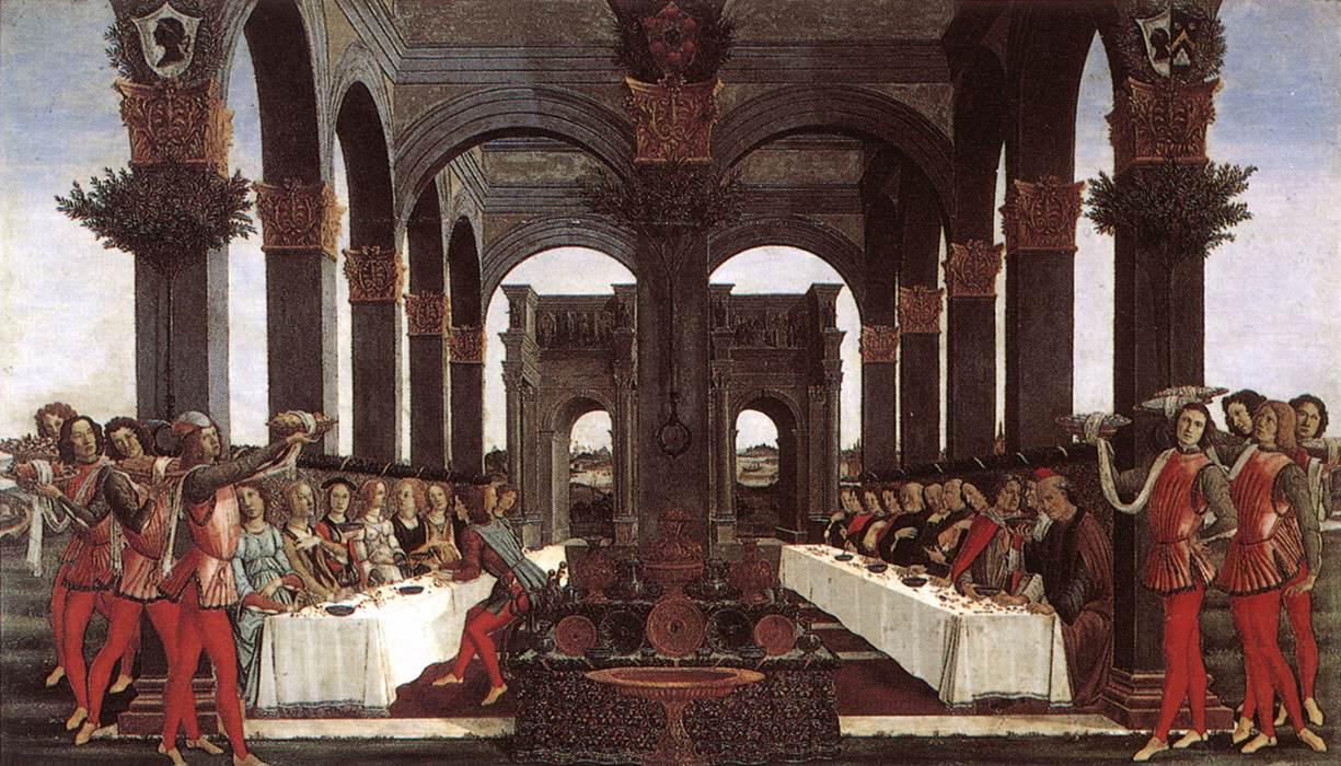 The Story of Nastagio degli Onesti 4