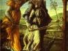 Alessandro Botticelli - Judith's Return to Bethulia