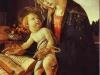 Alessandro Botticelli - Madonna del Libro