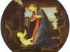 Alessandro Botticelli - The Virgin Adoring the Child
