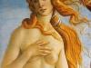BOTTICELLI, SANDRO. El Nacimiento de Venus, det., 1485