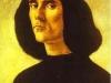 botticelli-Portrait of a Man __
