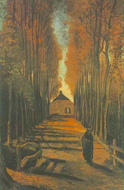 1884 Avenue en automne