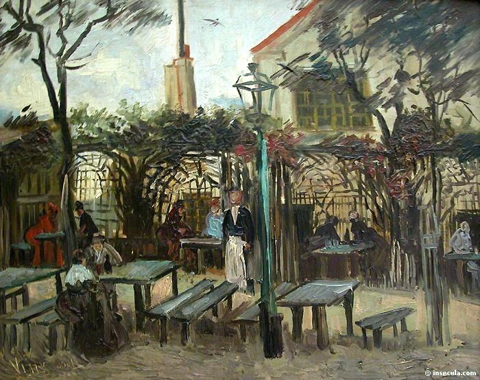 1886 La Guinguette