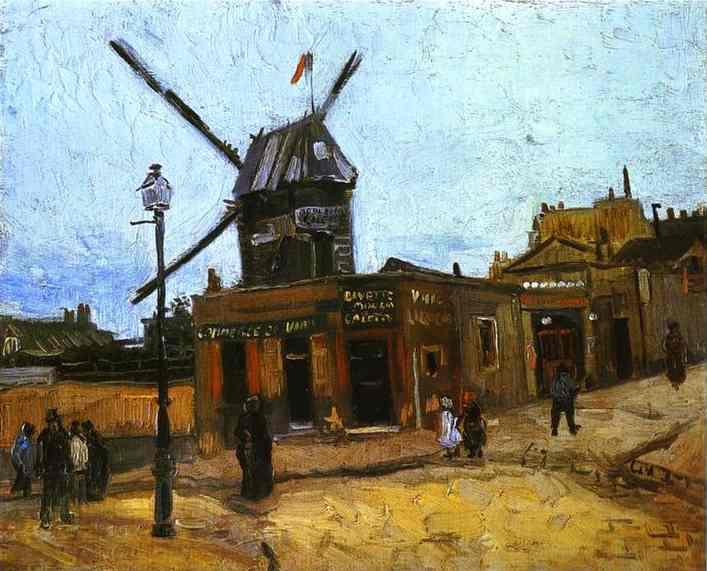 1886 Le moulin de la galette 1