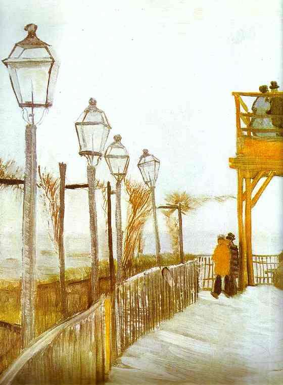 1886 Montmartre