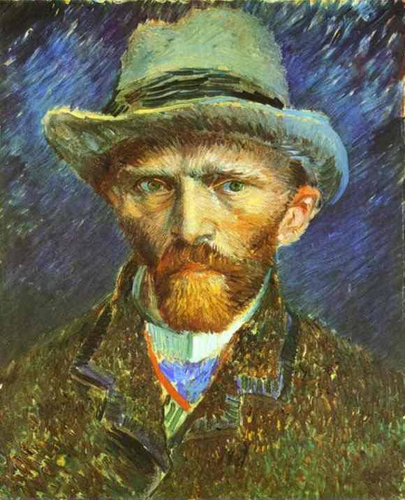 1887 Autoportrait 1