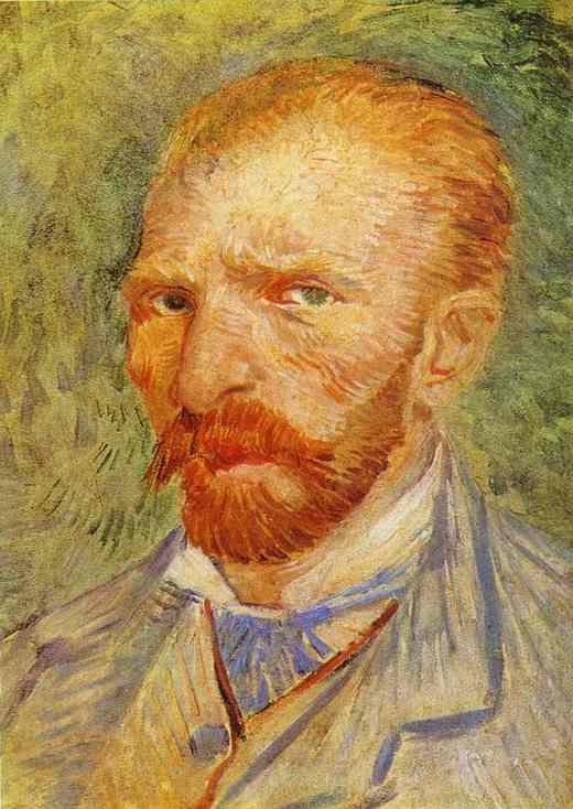 1887 Autoportrait 2