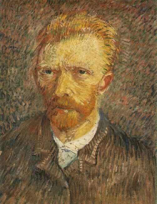 1888 Autoportrait