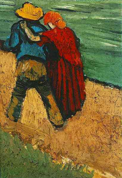 1888 Deux amoureux