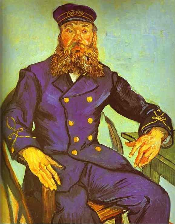 1888 Le postier Joseph Roulin
