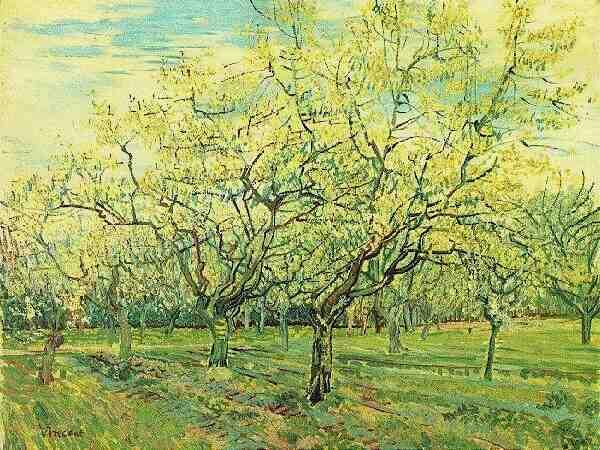1888 Le verger