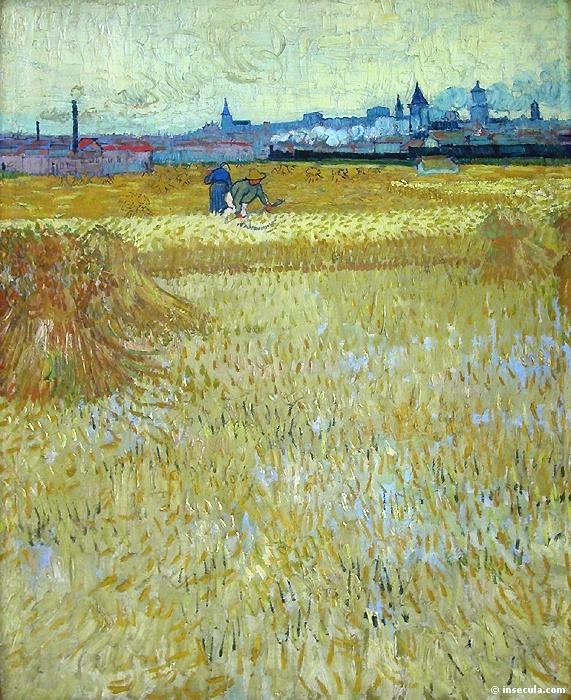 1888 Les Moissonneurs