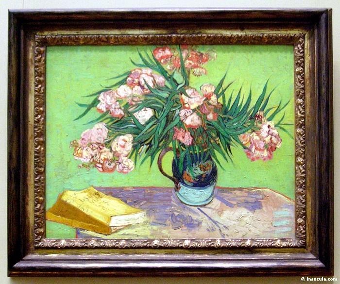 1888 Les lauriers roses