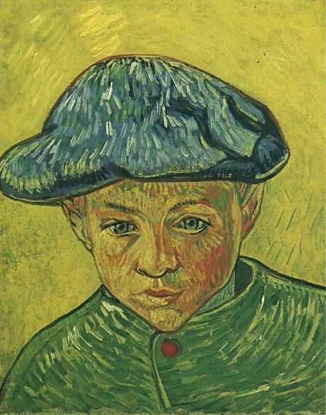 1888 Portrait de Camille Roulin