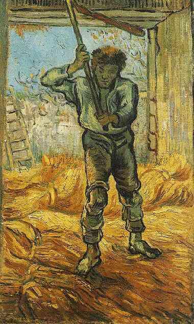 1889 Le batteur