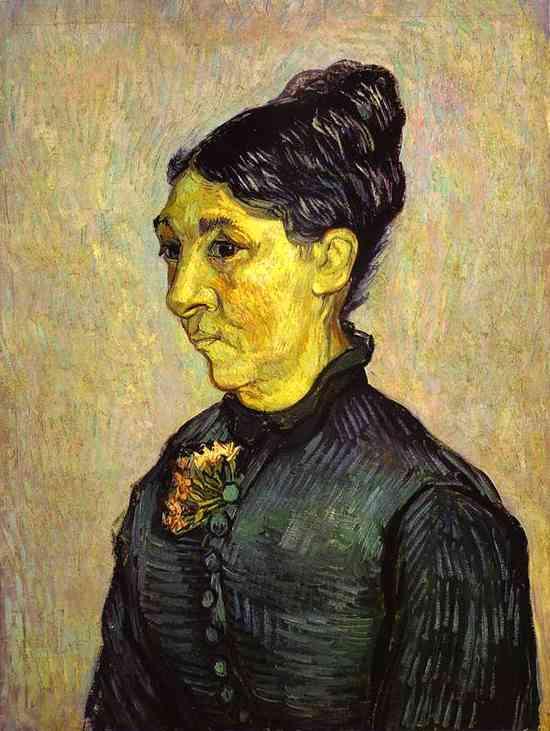 1889 Portrait de madame Trabuc