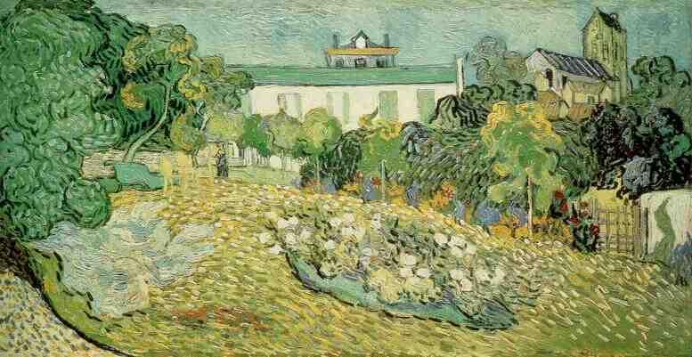 1890 Le jardin de Daubigny 1