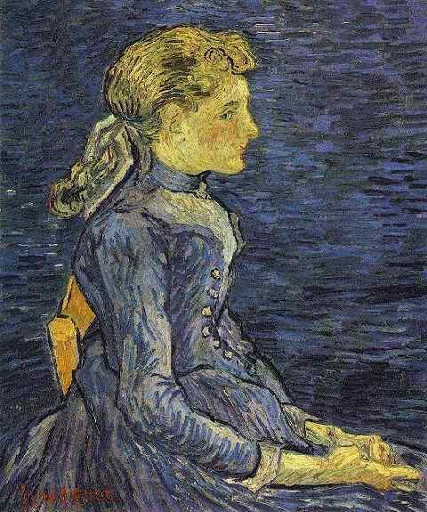 1890 Portrait d'Adeline Ravoux 2