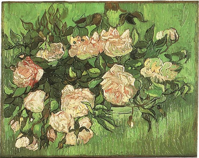 1890 Roses