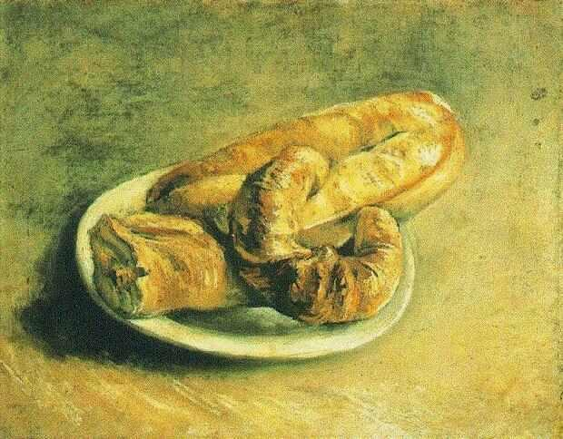 A Plate of Rolls