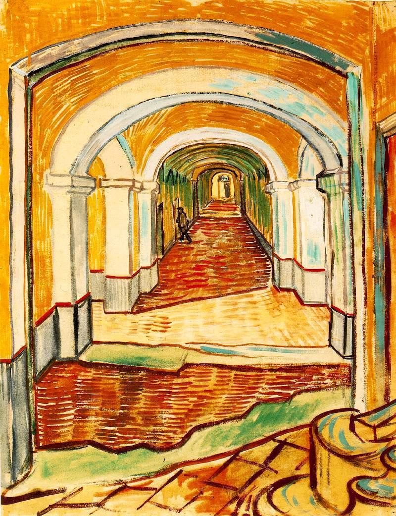 Corridor_in__the_Asylum,_1889