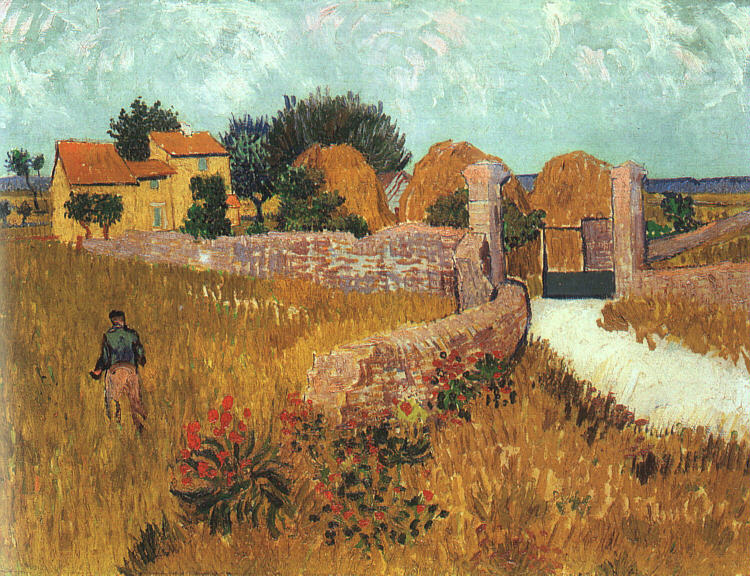 Farmhouse_in_Provence,_1888