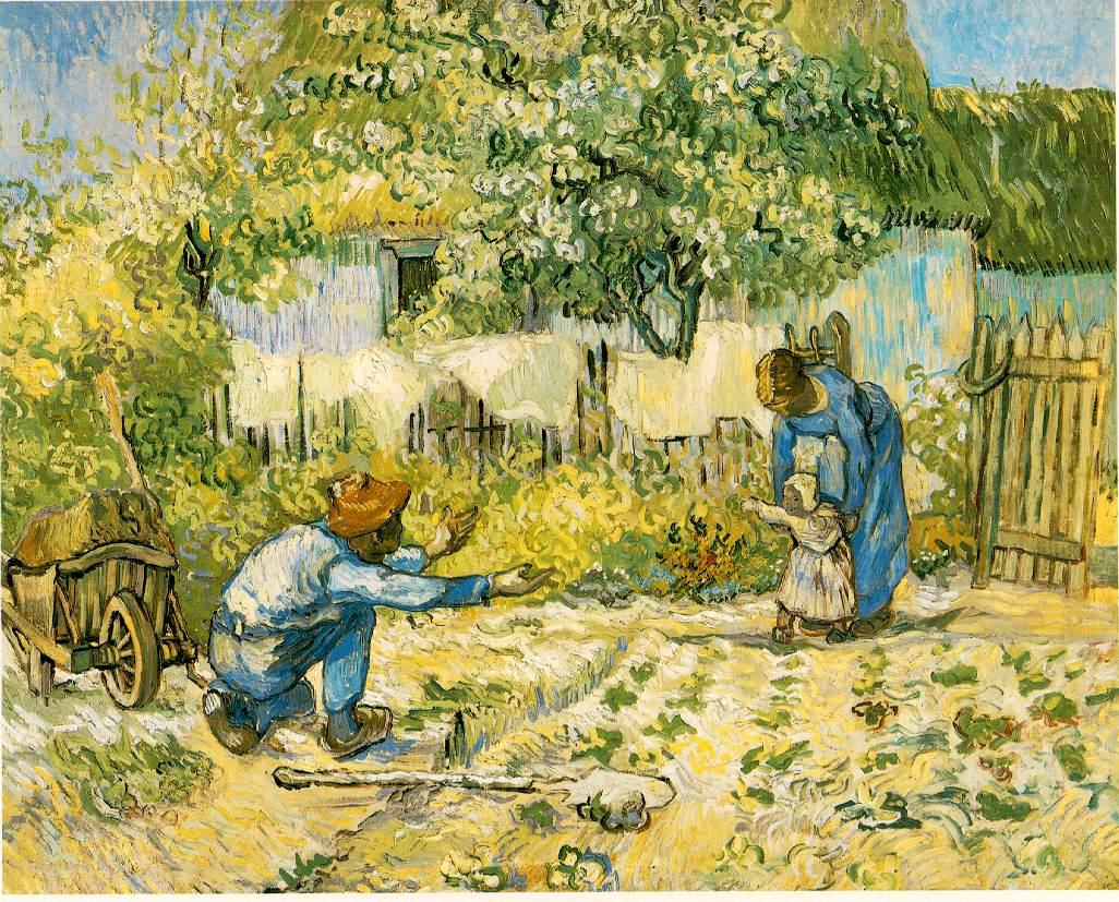 First_Steps_(After_Milllet),_1890