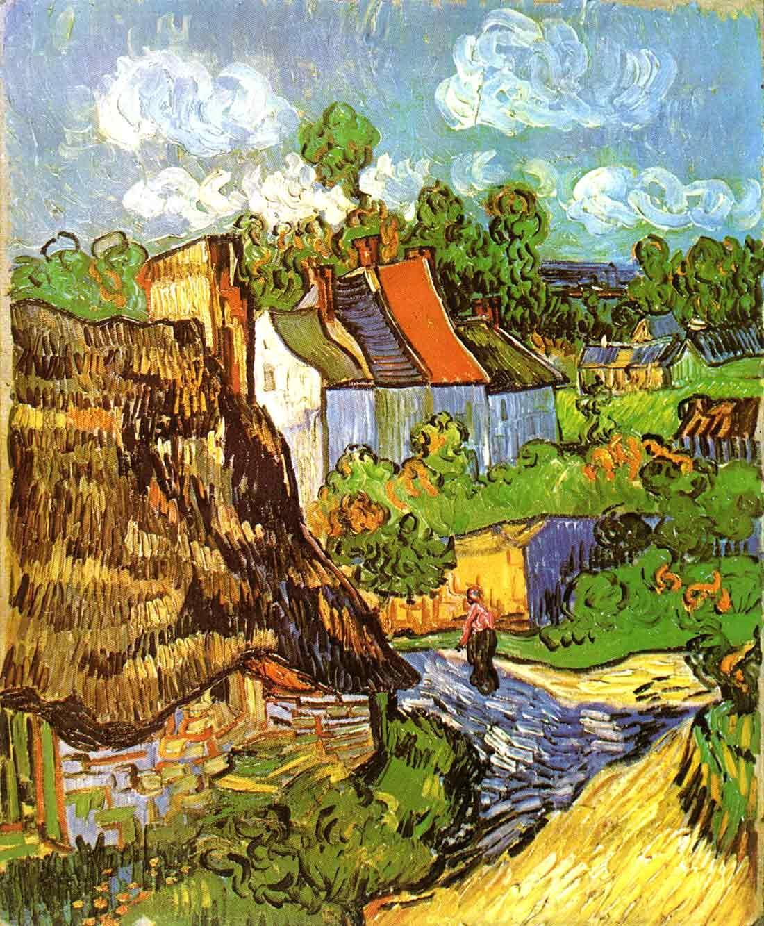 House in Auvers 1
