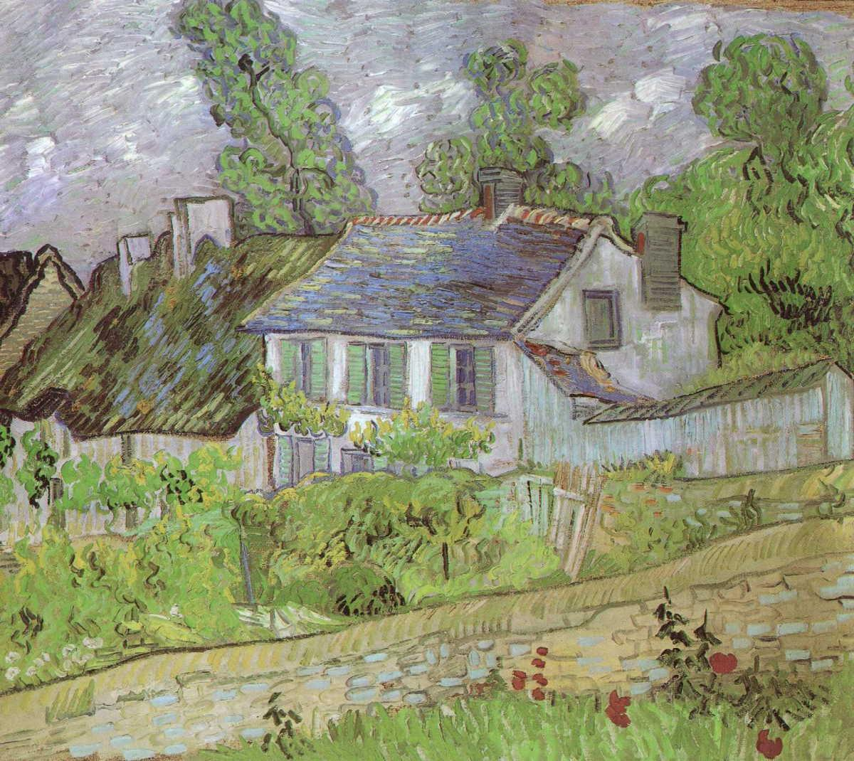 House in Auvers 2