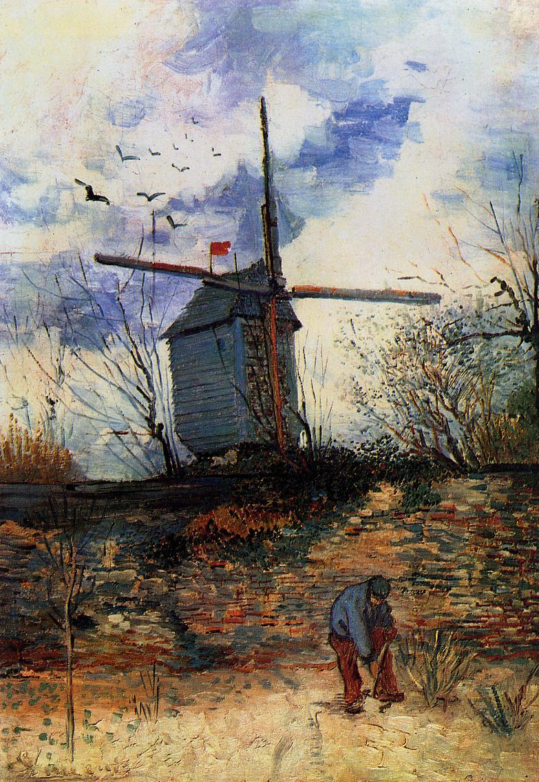 Le Moulin de la Galette 2