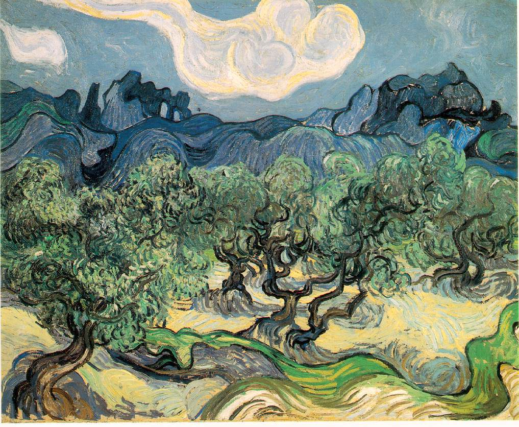Olive_Trees_with_the_Alpilles,_1889