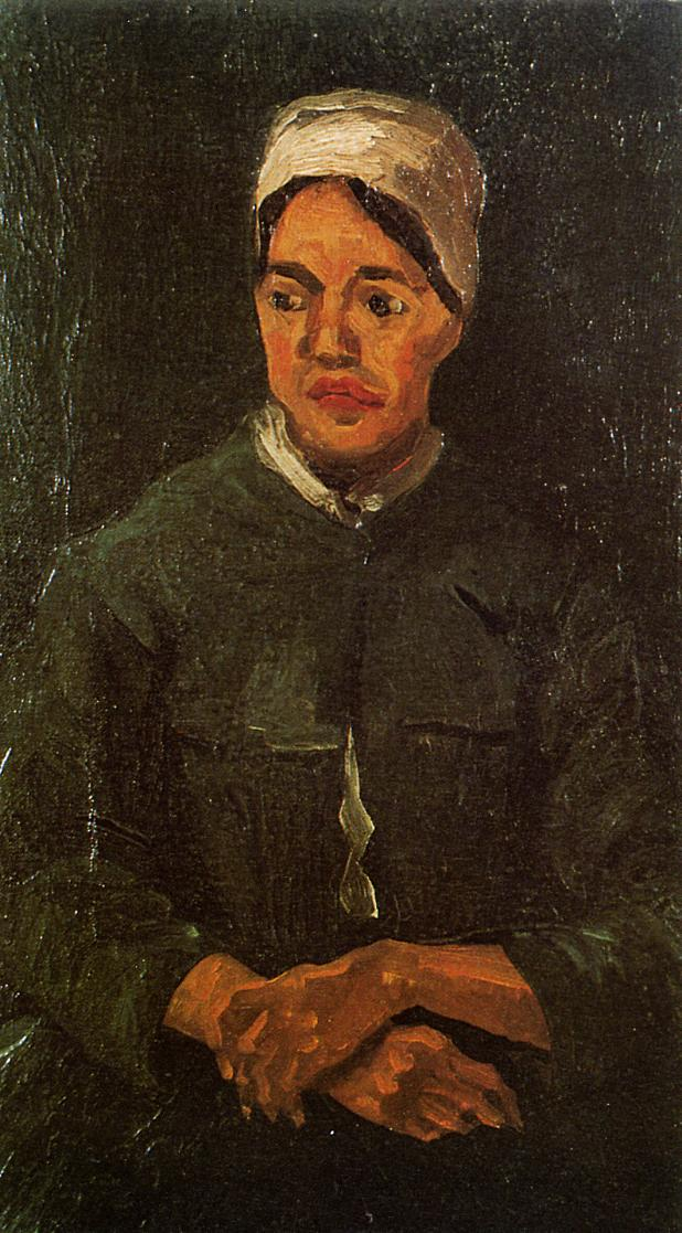 Peasant Woman, Seated
