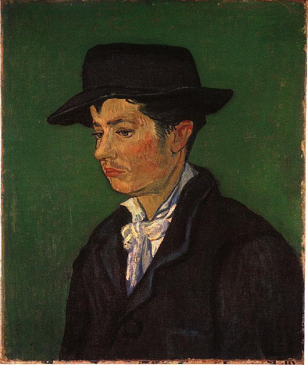 Portrait of Armand Roulin 2