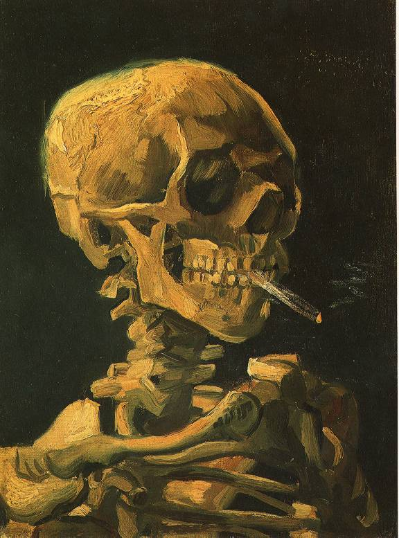 Scull_with_Cigarette,_1886