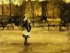 1882 Fille dans la rue