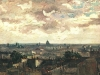 1886 Vue des toits de Paris