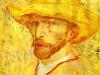 1887 Autoportrait au chapeau de paille 1
