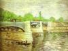 1887 La Seine avec le pont de la grande Jatte