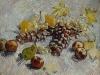 1887 Nature morte avec fruits
