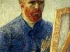 1888 Autoportrait devant la palette