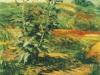 1888 Deux chardons